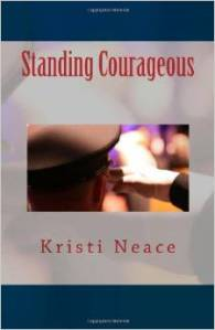 Standing courageous